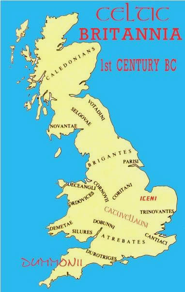 Maps Of England A Modern County Map